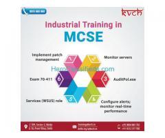 6 Weeks MCSE Project Based Training in Noida