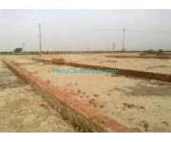 150 Sqyd plot for sale at chhatta lal mian dayaganj@ 1L/SQYD