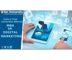 MBA in Digital Marketing in Gujarat