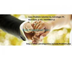 Solve Online Love Problem Solution Pt. Ravi Kant Ji +91-7009980712