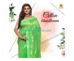 Shop for the best bengal handloom sarees online
