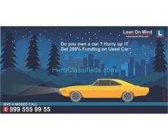 Looking for HDFC Bank Used Car Loan in Hyderabad?