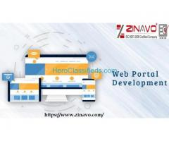 Web Portal Development Company in Hyderabad