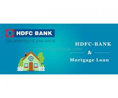 Apply for HDFC Bank Mortgage Loan in Hyderabad