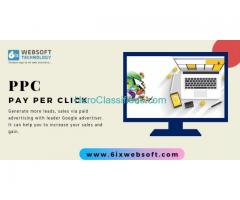 Best PPC Advertising Services Provider- 6ixwebsoft