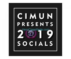CIMUN 2019 Social at Best Boarding Schools in Maharashtra
