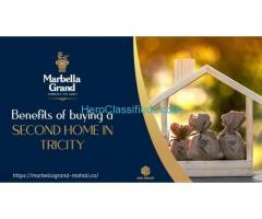 Flats in Mohali - Marbella Grand