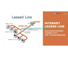 Leased Line in Noida (2Mbps To 100Mbps) - telecomssupermarket.in