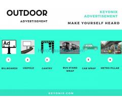 Leading Advertising Agency in Delhi NCR | Outdoor Advertisement Agency