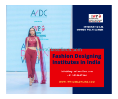 Fashion Designing Institutes in India