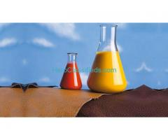 Leather Finishing Chemicals | Manufacturer and Supplier