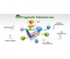 Pragmatic solution Inc-Website Development In Coimbatore
