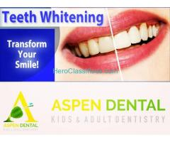 Teeth Whitening in Gurgaon - Aspen Dental Clinic