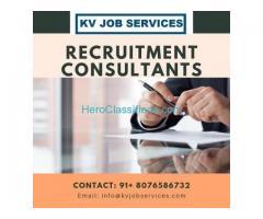 Recruitment Consultants in Noida