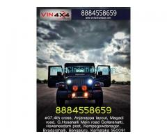 Hardtops | 4x4 Equipments | 4x4 Modifications in Bangalore, Hyderabad, Mysore