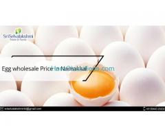 Egg Wholesale Price in Namakkal | Egg Wholesalers Namakkal