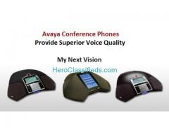 Avaya Conference Phones With Ultimate Voice Quality
