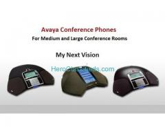 Avaya Conference Phones | Audio Video Conference Phones