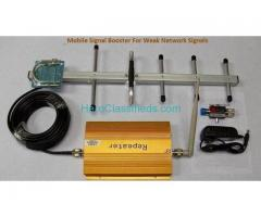 Mobile Signal Booster in Delhi | Mobile Booster
