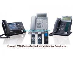 Panasonic EPABX System | EPABX System in Delhi | EPABX System