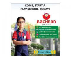Play School Franchise opportunity in your city