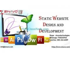 Static and Dynamic Web Design and Development Company