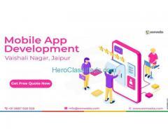 Mobile App Development in Vaishali Nagar Jaipur - Eonwebs