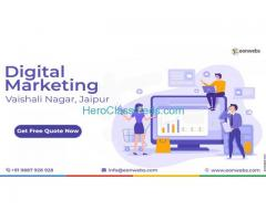 Digital Marketing in Vaishali Nagar Jaipur - Eonwebs
