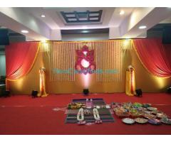 Wedding Planners in Chennai -  Theme Wedding Stage Decoration