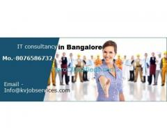 IT consultancy in Bangalore