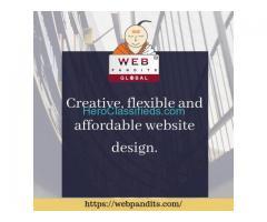 WEB DESIGN AND DEVELOPMENT COMPANY IN DELHI/NCR