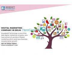 Digital Marketing Company in Delhi – SEO, PPC, SMO