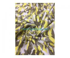 Buy Army Tussar Fabric Online