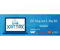 GST Software | E-way Bill solutions | GST e-Filing Software