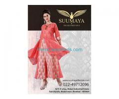 Best Office Wear Kurtis in Mumbai  -  Suumaya Lifestyle