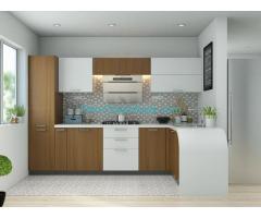 Delhi Modular Kitchen- German Kitchen