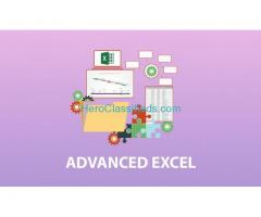 Basic to Advanced Excel Training in Mohali