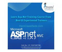 ASP.NET training Courses and Live IT Project Training 100% Placement Institute in Ahmedabad