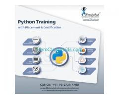 Python  training Courses and Live IT Project Training 100% Placement Institute in Ahmedabad