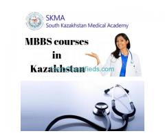 5 year mbbs course in kazakhstan