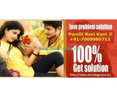 Love Problem Solution Pt. Ravi Kant  Ji In Delhi +91-7009980712