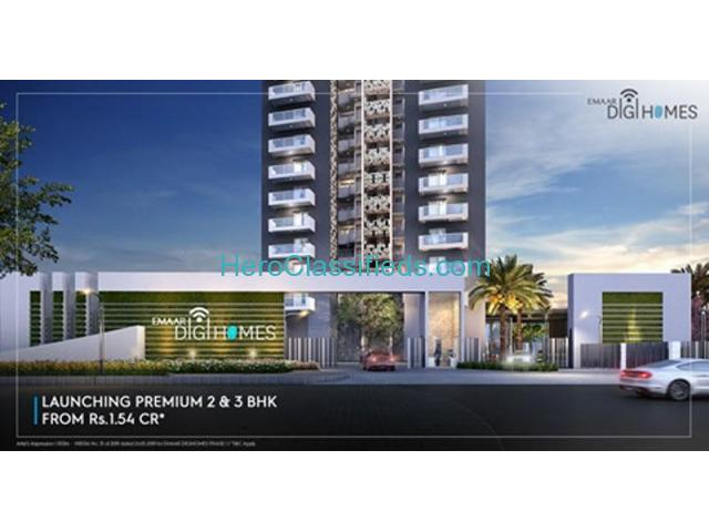 Emaar Digihomes Gurgaon Sector 62 Golf Course Extension Road