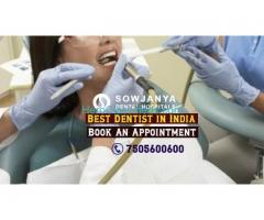 Best Dentist in India-Root canal for best Treatment in Hyderabad