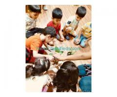 Preschool in Ghaziabad | Shri Ram Wonder Years School