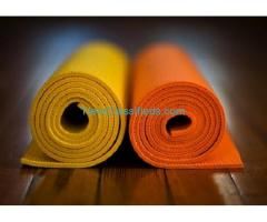 Yoga Mats Supplier in India