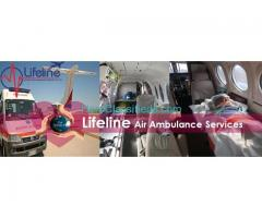 Grab Low-Cost Air Ambulance from Jamshedpur by Lifeline Air Ambulance