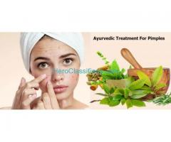 Ayurvedic Treatment for Pimples - Asthaayurveda