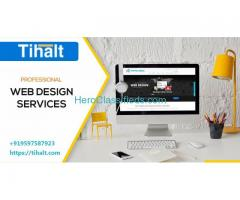 Professional Website Design Company in Bangalore - Tihalt