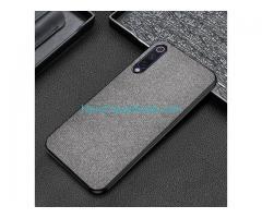 Xiaomi Redmi K20  Fabric Back Covers | Buy Fabric  Xiaomi Redmi K20 Cases Online India
