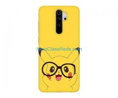 Buy Printed Redmi Note 8 pro Back Cover From Beyoung